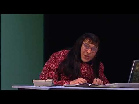 Little Britain Live  - Carol Beer as a travel agent