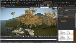 CryEngine 3 SDK: How to Add Vegetation/Foliage/Trees/Grass - Tutorial 08