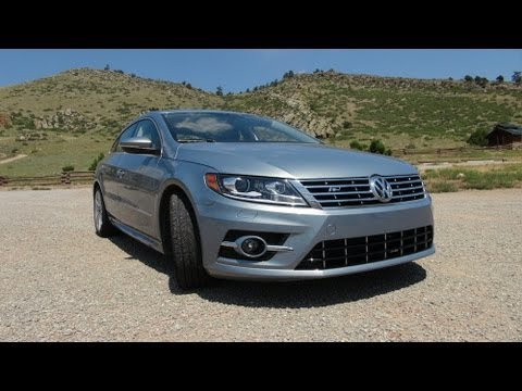 2013 volkswagen cc r line 0 60 mph drive review youtube. Black Bedroom Furniture Sets. Home Design Ideas