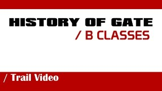 History Of  Gate Exam