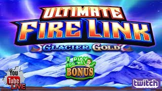 🔴 NEW GAME!! ★ ULTIMATE FIRE LINK GLACIER GOLD