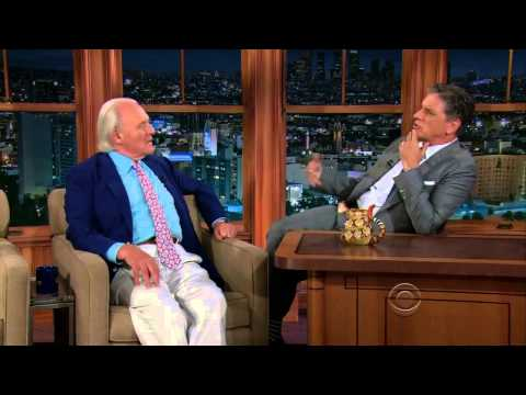 Craig Ferguson Anthony Hopkins 17/07/2013