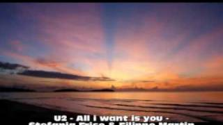 U2 - All i want is you - Stefania Friso & Filippo Martin(Voice: Stefania Friso All instruments and production: Filippo Martin BUY Martin's SONGS ON iTunes: ..., 2009-10-11T14:39:55.000Z)