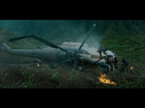Triple Frontier ; Helicopter Crash Land Scene From Triple Frontier Movie In Full HD ; Ben Affleck