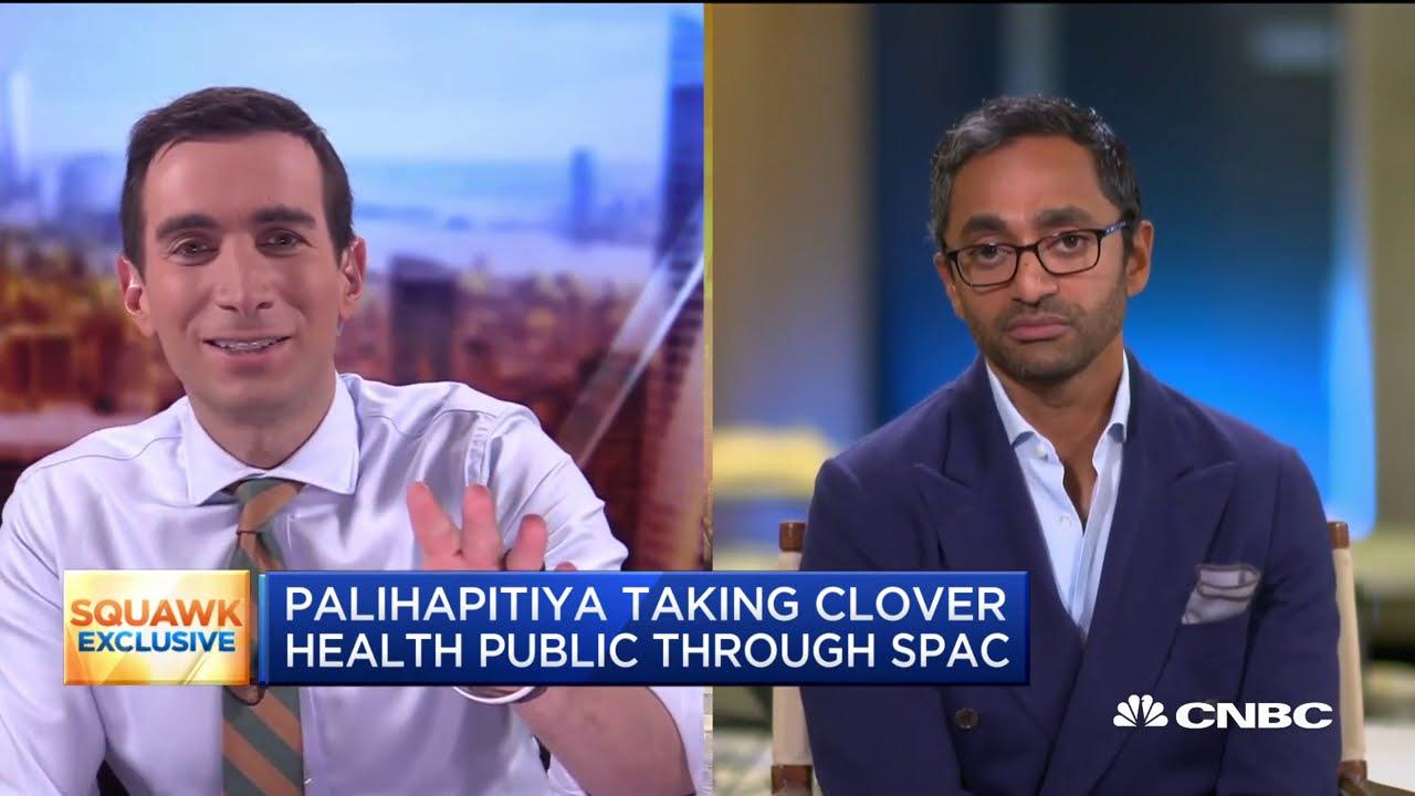 Download Chamath Palihapitiya addresses some concerns surrounding Clover Health SPAC