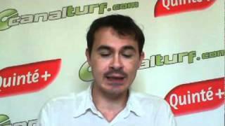 Canalturf TV - Vendredi 3 Septembre 2010 - PRIX LUCRETIA - VINCENNES - Quinté+ PMU