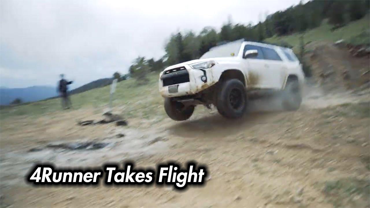 Toyota Off-Road Dayventure Ep 3 - Pickle Gulch, Colorado