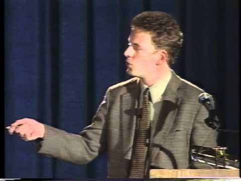 2002 Henry Darcy Lecture Series - David Hyndman (part 2)