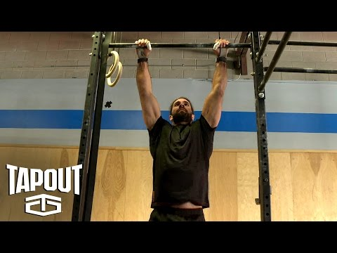 Seth Rollins' inspirational workout:...