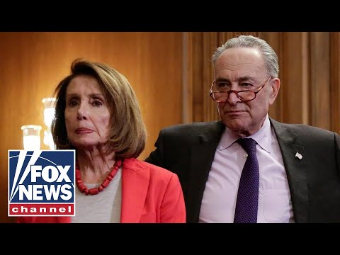 Pelosi, Schumer hold a press conference on Trump's budget plan