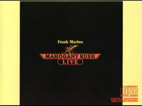 Frank Marino    - I'm A King Bee live