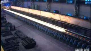 Cómo se fabrica el acero Inoxidable.webm thumbnail