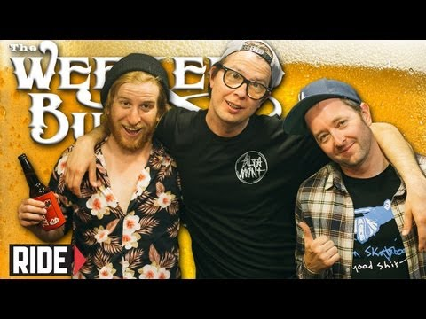 Skate Talk Bob, Boosh & Fos: Nudity, Broken Noses & Social Distortion! Weekend Buzz ep. 66 part 1