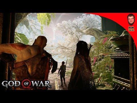 God of War (2018) Прохождение - 8 - Путь в Альвхейм