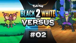 pokemon black white 2 versus ep02 i need a lifeline