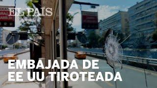 La EMBAJADA de EE UU en Ankara, tiroteada | Internacional