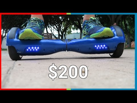 Patin de 2 ruedas Eléctrico | Review en Español 2 Wheel Electric Balance Board
