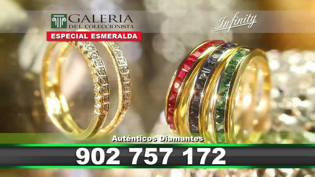 Especial esmeralda youtube for Galeria del coleccionista vajillas