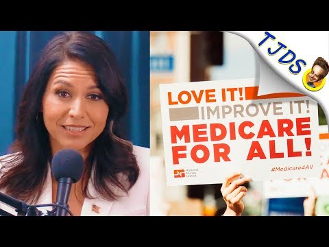 Tulsi Clarifies Her Stance On Med4all