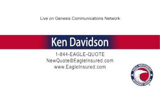 8/23/15 → Ken Davidson at Eagle Independent Insurance Agency live on National News Radio
