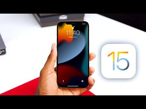 iOS 15 Hands-On : Top 5 des nouvelles fonctionnalités !