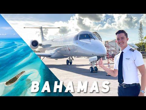 Island Hopping In A Regional Jet   Miami To The Bahamas