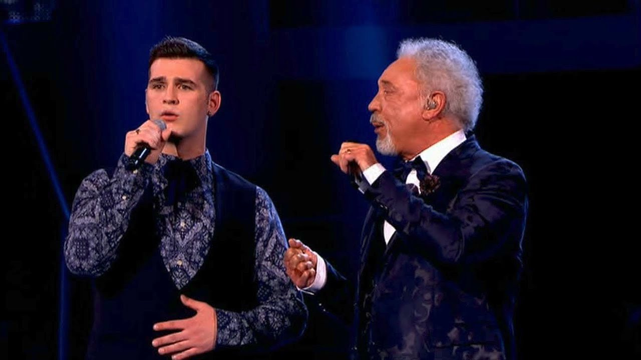 This is Tom Jones – Then and Now   50+ World