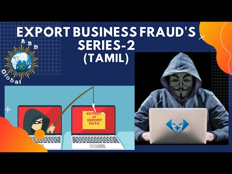 EXPORT MINDSET AND FRAUDS