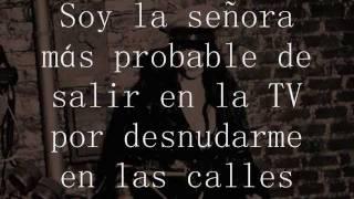 Britney Spears - Piece of me en español
