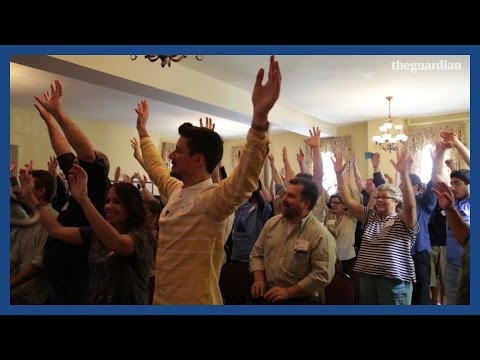 The godless church and the atheists taking the US by storm
