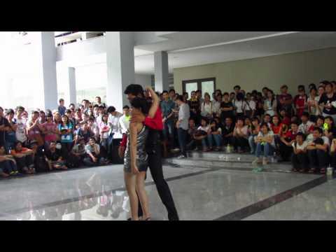 GALA CLB KHIÊU VŨ DH KIẾN TRÚC - SHOW DANCE TANGO ARTENTINA