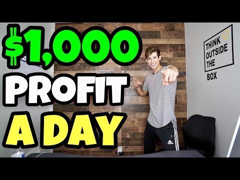 How I Made $1,000 Today Trading Stocks At 23