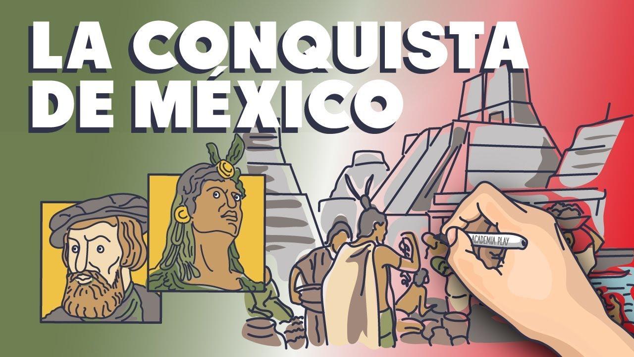 Hernán Cortés Y La Conquista De México