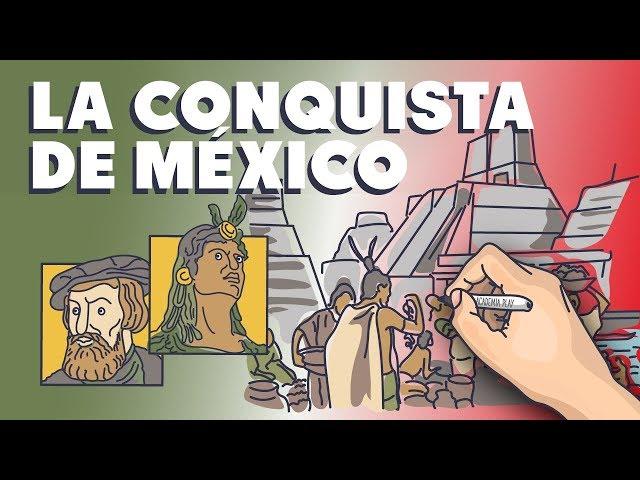 La Conquista de México en 6 minutos