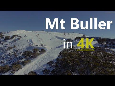 Mt Buller - Australia Winter Wonderland in 4k!!! | DJI Osmo | Phantom 4