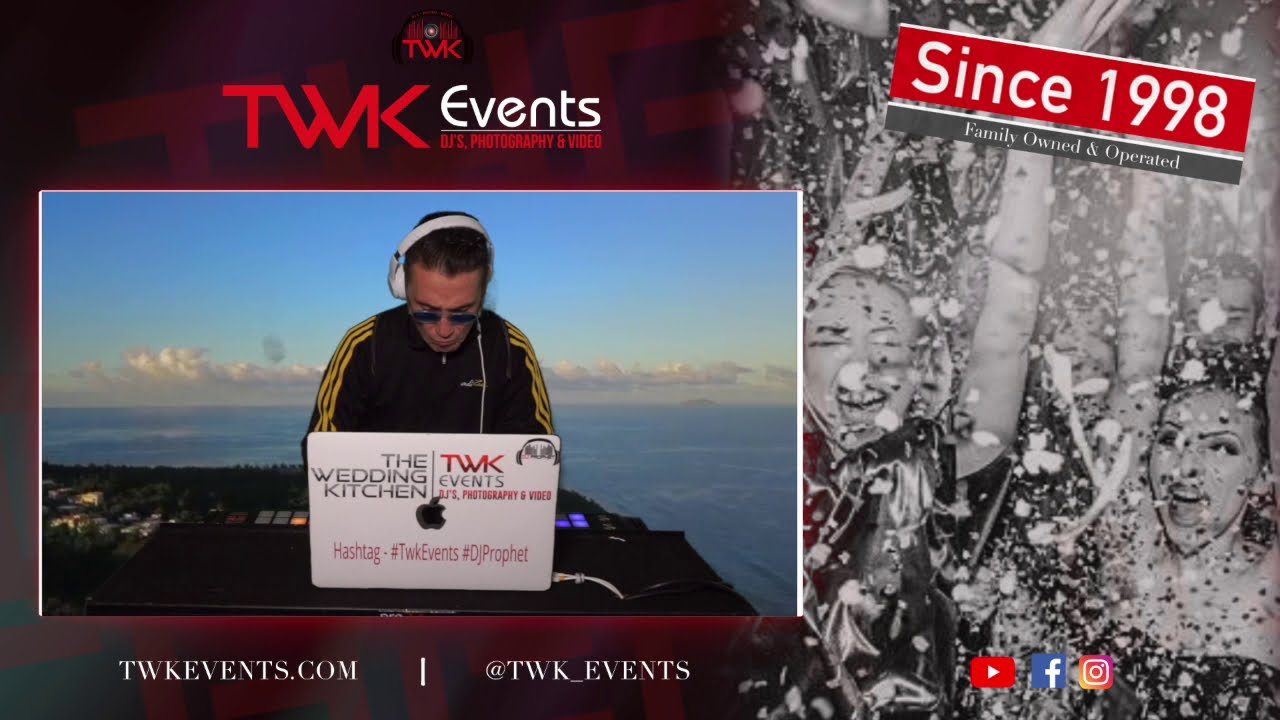Latin DJ   Salsa Mix 2021   DJ Prophet @ TWK Events