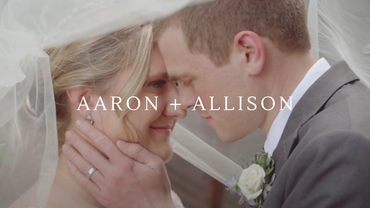 Aaron + Allison