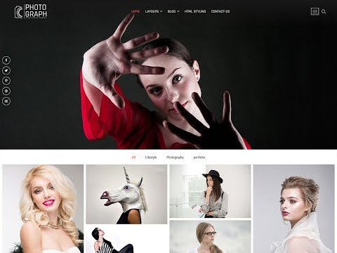 WordPress theme gallery theme