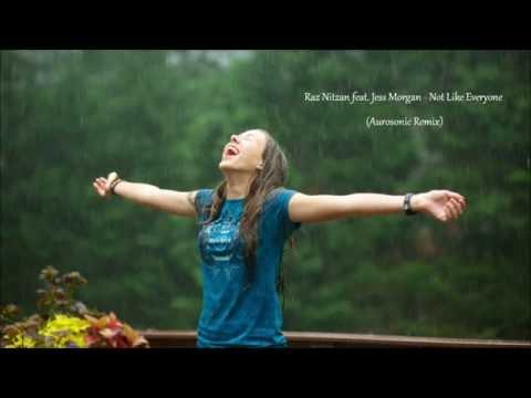 Raz Nitzan feat. Jess Morgan - Not Like Everyone (Aurosonic Remix)