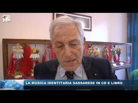 LA MUSICA IDENTITARIA SASSARESE IN CD E LIBRO