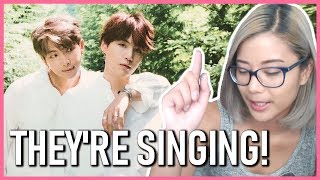 BTS ALL NIGHT FT JUICE WRLD REACTION #AllNight [Inspire Me Korea Unboxing]