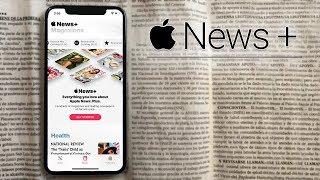 Apple News Plus | Caracteristicas, Novedades y Detalles