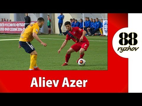 Aliev Azer ► LB/LM/RM ► Highlights 2