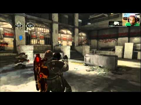 Gears of War 3: Livestream with arCtiC #8