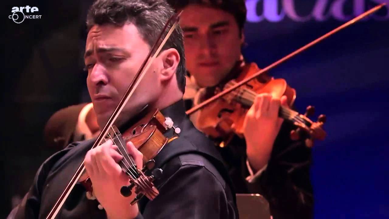 Maxim vengerov danse hongroise n 1 brahms youtube for Dans hongroise n 5