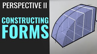 PERSPECTIVE BASICS II: mirroring planes and curves