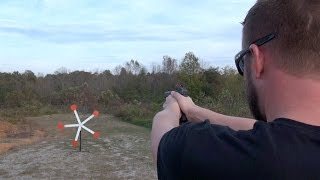 Showing and shooting TEXAS STAR