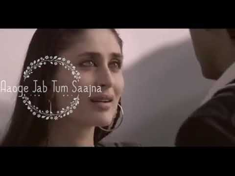 Aaoge Jab Tum - Jab We Met | Lyrical Video Song | WhatsApp Status Song