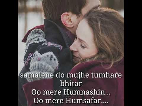 Poem- Hindi poem- poemsgallery in- Oo mere Humsafar