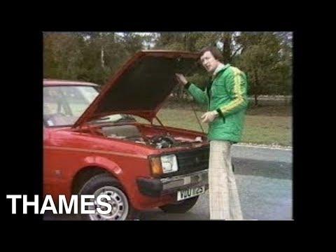 Chrysler Sunbeam car review | Retro Cars | Drive in | 1977